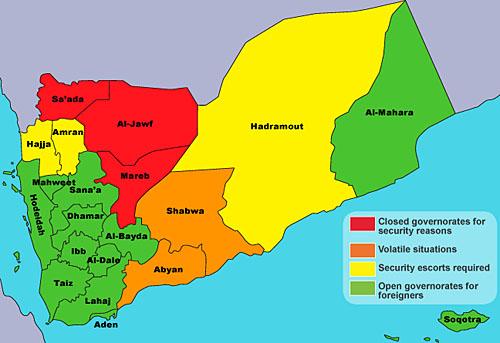 Why Yemen Isnt Egypt Mideast Reports